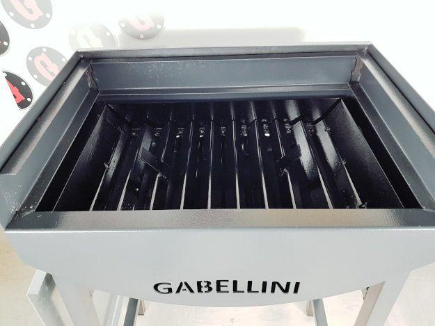 griglia fuoco per barbecue a carbonella e legna